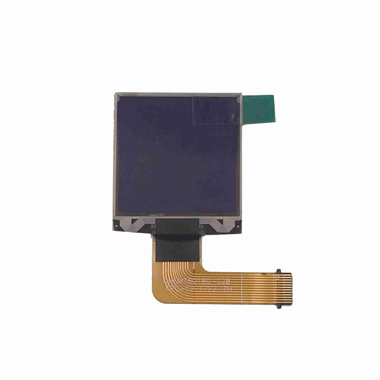 1.3 Inch I2C Interface Mini Oled Screen / High Contrast Smart Lcd Watch Module