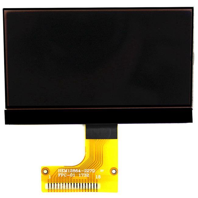 12864 mono Customize display FSTN Positive LCD module 6 O'clock viewing angle Drive IC ST7565R