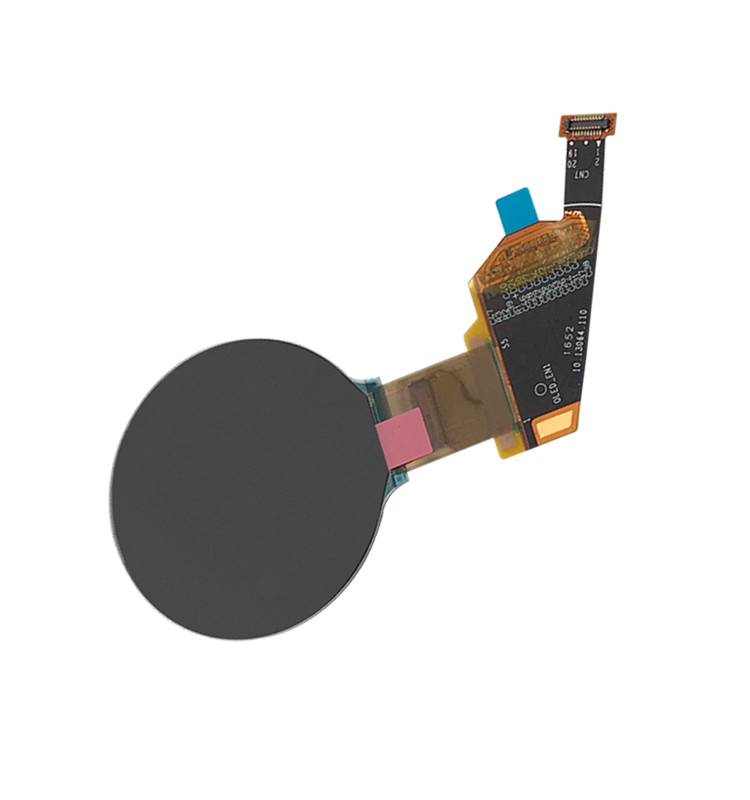 The preferred high-end round screen for business watches 1.39 inch amoled module